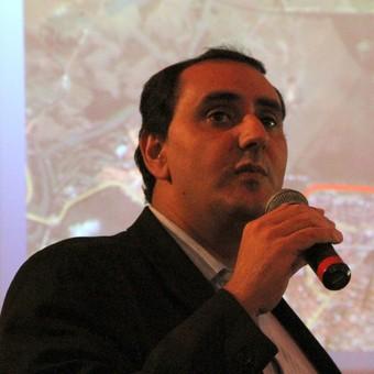 Anderson Farias secretário de governança São José dos Campos (Foto: Carlos Santos/G1)