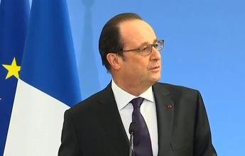 Presidente da França vê Eurocopa como resposta aos recentes atentados
