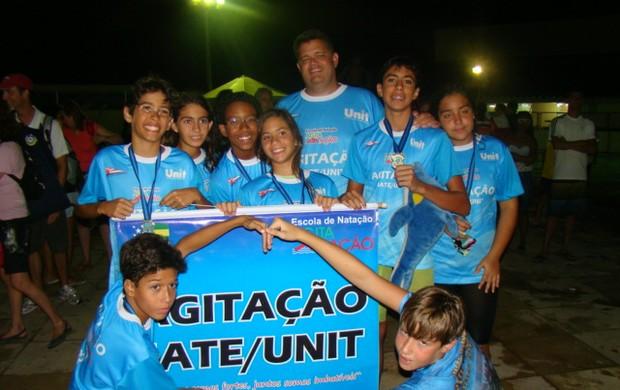 Equipe Agitação trouxe 26 medalhas do Norte-Nordeste (Foto: Reprodução/Agitação)