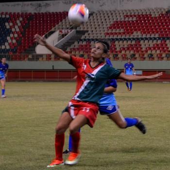 Assermurb x Atlético-AC, Seletiva Acreana de Futebol Feminino (Foto: Nathacha Albuquerque)