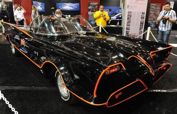 Batmovel Original E Comprado Por R 8 5 Milhoes Auto Esporte