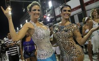 Gabriela Alves e Ticiane Pinheiro (Foto: Ag.News/Ag.News)