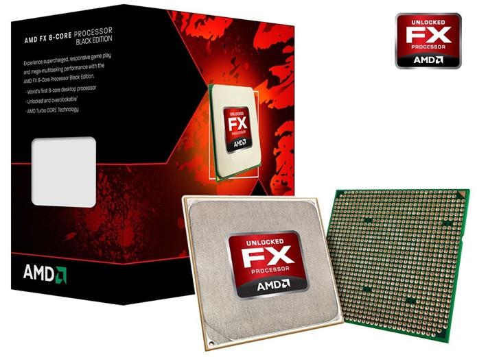 Com seis núcleos, FX 6300 ocupa uma posição intermediária dentre os processadores da AMD (Foto: Divulgação/AMD)
