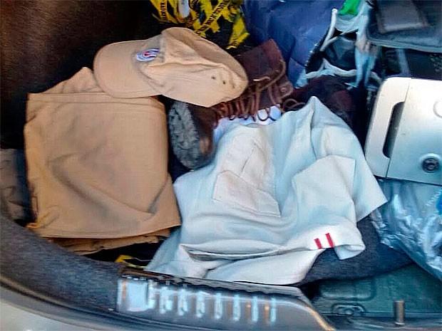 Suspeitos de assaltos a bancos são presos na Bahia (Foto: Divulgação/Polícia Civil)