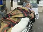 Senhora de 70 anos não consegue atendimento em três hospitais do DF