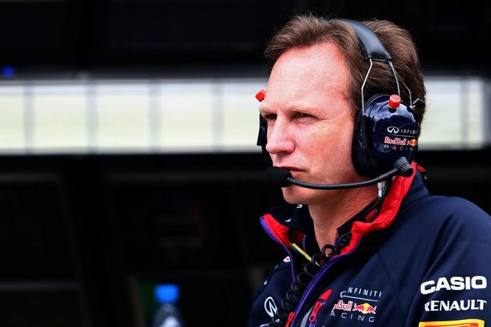 Christian Horner pede mudanças urgentes na Renault (Foto: Getty Images)