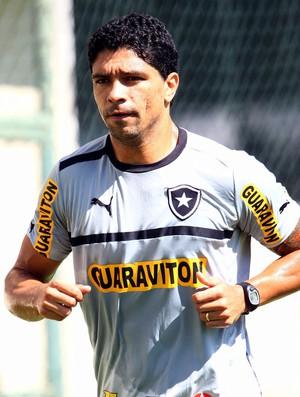 Renato botafogo treino (Foto: Ivo Gonzalez / O Globo)