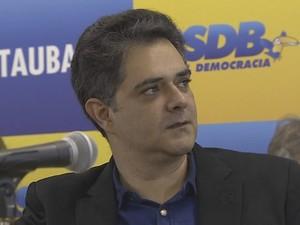 Ortiz Júnior (Foto: Reprodução/ TV Vanguarda)