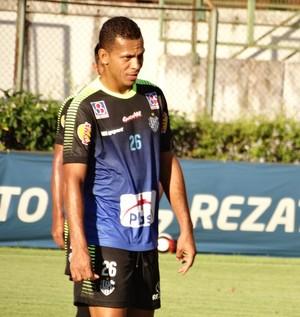 Leandro Ferreira Tupi-MG (Foto: Bruno Ribeiro)