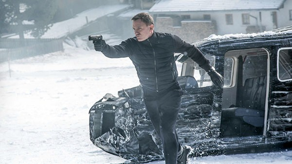 Daniel Craig em 007 Contra Spectre (2015) (Foto: Divulgação)