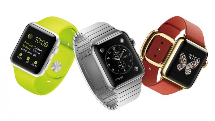 Modelos de Apple Watch, preço e data devem ser revelados (Foto: Divulgação/Apple)