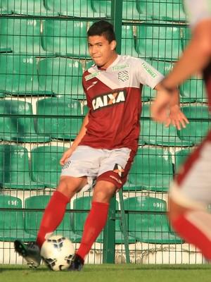 Nem Figueirense (Foto: Luiz Henrique/Figueirense FC)