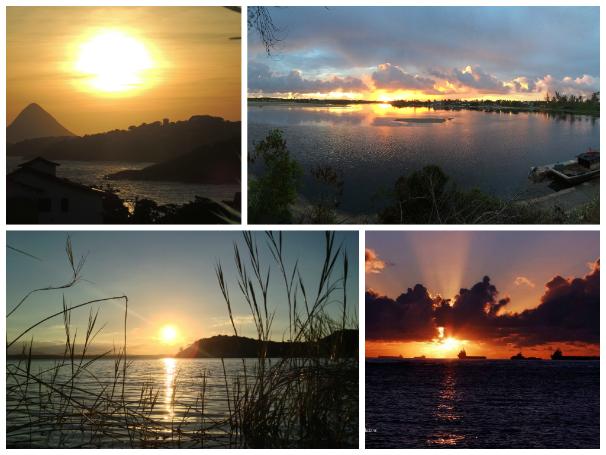 Fotos Pôr do sol (Foto: Divulgação)