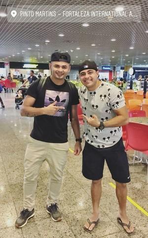 Daniel Sobralense viagem Belém (Foto: Reprodução/Instagram)