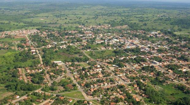 Arapoema, no Tocantins. Fazenda na cidade tinha trabalho análogo à escravidão (Foto: Divulgação)