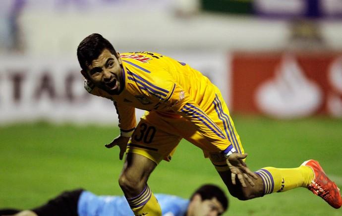 Amaury Escoto, gol Tigres (Foto: Reuters)