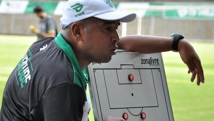 Paulo César Parente técnico Juventude (Foto: Arthur Dallegrave / E.C. Juventude)