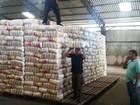 Roraima recebe 124 toneladas de alimentos para afetados pela seca
