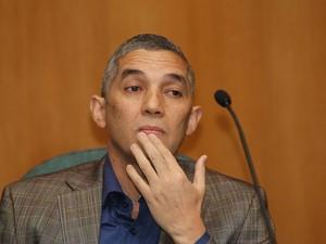 César Ramos Rocha, executivo da construtora Odebrecht (Foto: Giuliano Gomes/ PRPRESS)