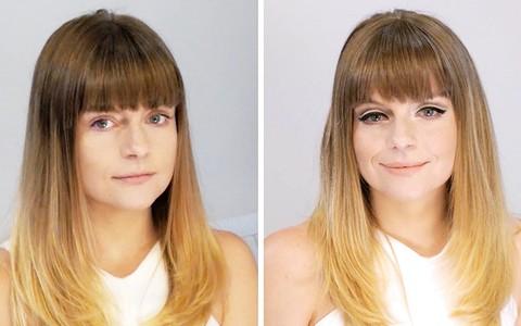Maquiagem e penteado anos 60: atriz Vitória Frate ganha transformação de Torquatto