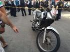 PM é morto a tiros ao reagir a assalto em Fortaleza (Wânyffer Monteiro/TV Verdes Mares)