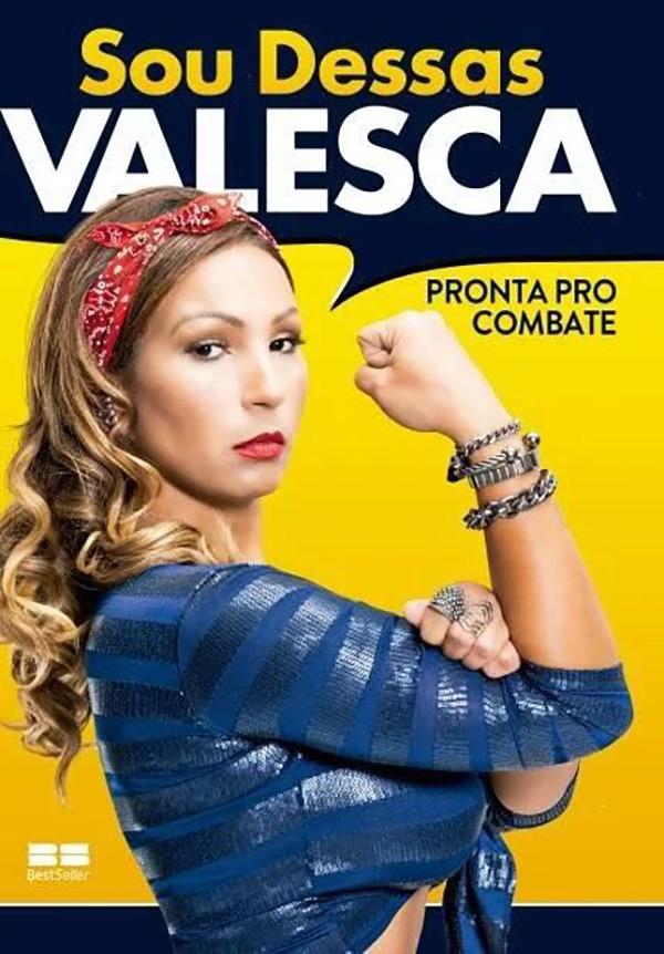 Capa do Livro Valesca (Foto: Arquivo Pessoal)
