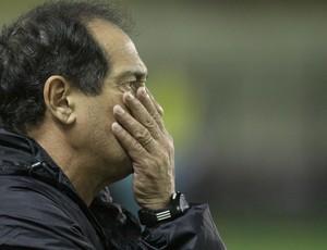 Muricy Ramalho, Botafogo x Santos (Foto: Luciano Belford/Agência Estado)