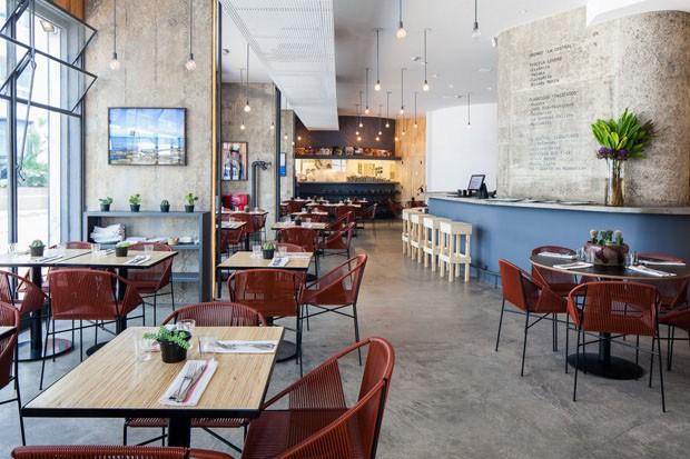 Restaurante La Central (Foto: Gui Gomes / divulgação)