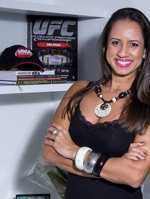 Fabiana Accioly nutricionista esportiva (Foto: Dennis Calheiros)