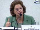 Conheça a trajetória da primeira mulher presidente do Brasil
