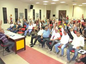 Greve da categoria foi definida dia 1º de setembro (Foto: Divulgação/Seeb-MA)