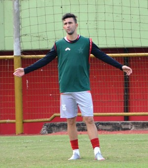 Robinho, meia-atacante Rio Branco-AC (Foto: Duaine Rodrigues)