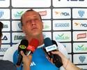 """""""Feliz por voltar a fazer o que amo"""", diz Marquinhos, emocionado, no Avaí"""