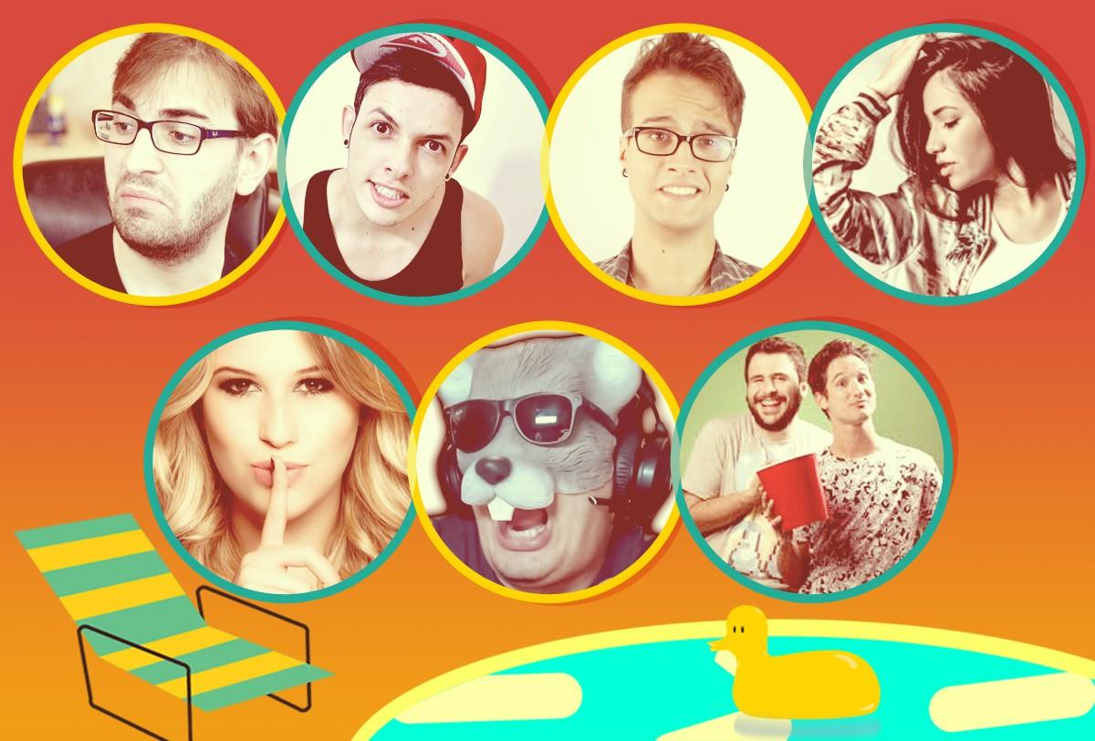 Gamers e youtubers so os convidados da festa nerd da Casa TVZ Vero (Foto: Multishow)