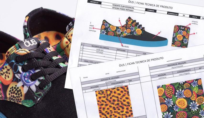 No workshop Pares Ímpares, você pode viver o papel de sneakers designer por um dia (Foto: Divulgação)