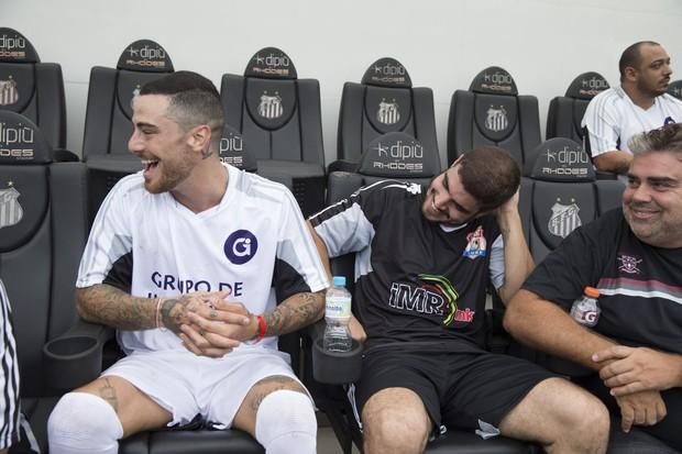 Caio Castro e Felipe Titto (Foto: Felipe Panfili/Divulgação)