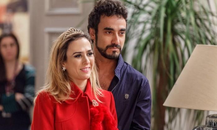 """Gabriel Godoy: """"  (Foto: Reprodução/ TV Globo)"""