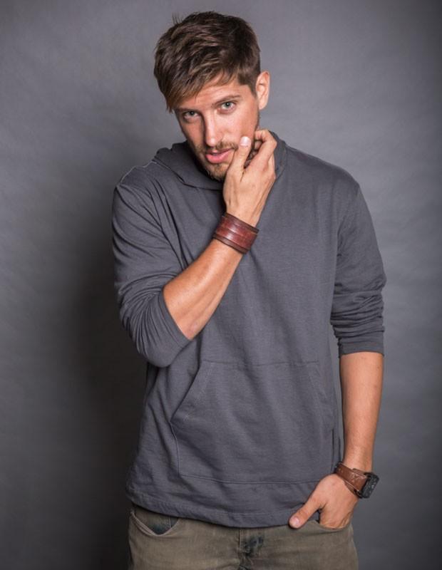 Daniel de Freitas (Foto: TV Globo/Beto Roma)