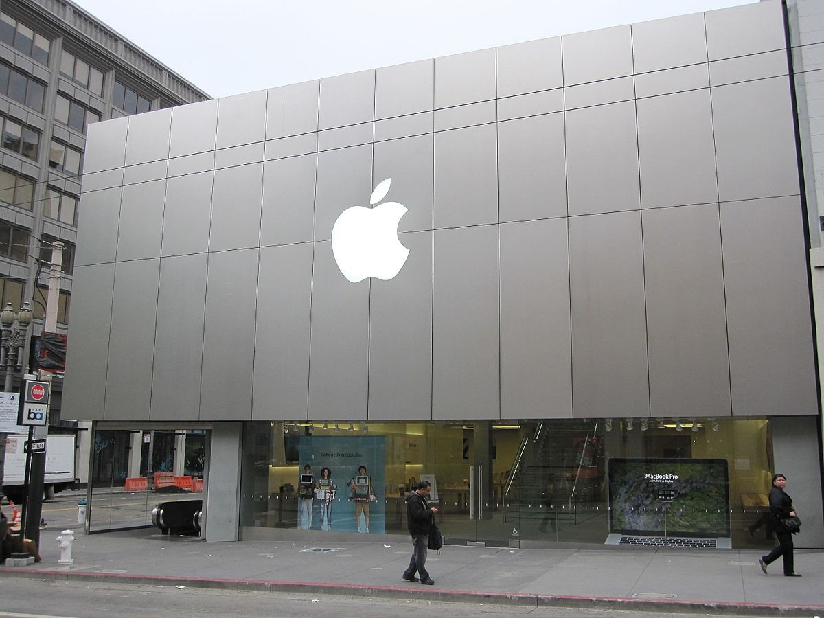 Loja da Apple nos Estados Unidos (Foto: Wikimedia Commons)