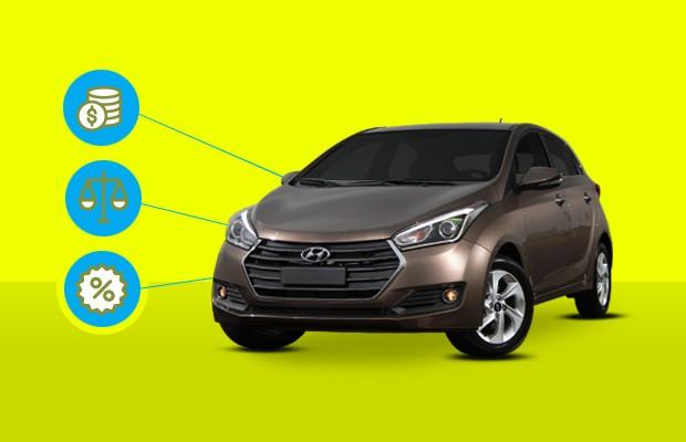 Que carro eu compro: novo Hyundai HB20 (Foto: Divulgação)