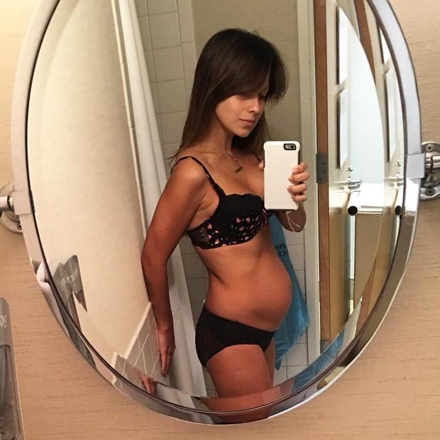 Hilaria Baldwin (Foto: Reprodução/Instagram)