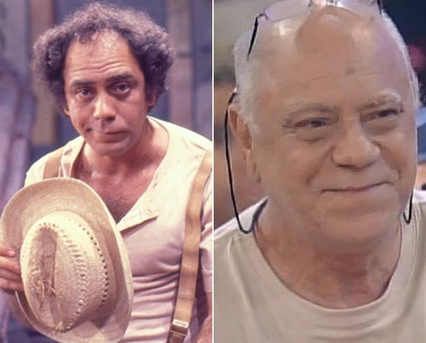 Tonico Pereira interpretou Zé Carneiro no Sítio (Foto: Cedoc / Esquenta! / Globo)