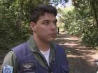 Destroços de aeronave que caiu na mata em SP são retirados para análise