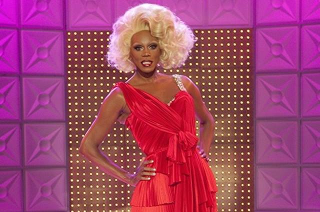 RuPaul em 'RuPaul's drag race' (Foto: Reprodução)