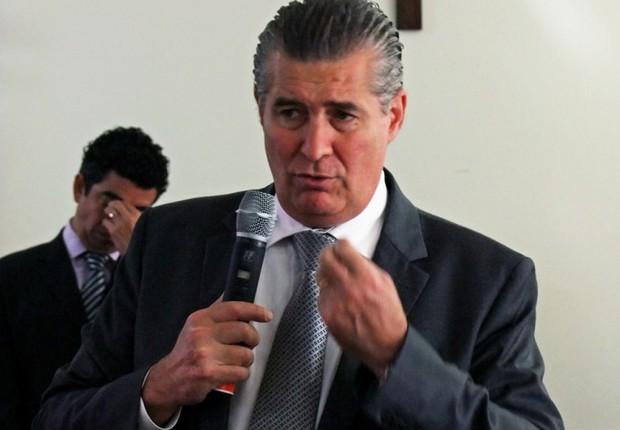 Ivan Sartori, do Tribunal de Justiça de São Paulo (Foto: Ajusp)