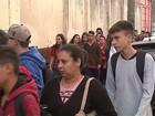 Alunos da rede estadual de ensino retornam às aulas em Ponta Grossa