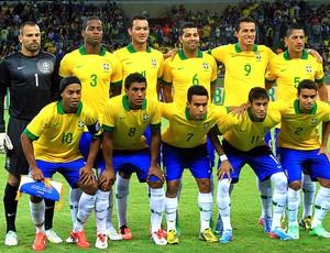 CBF divulga o calendário para 2013, com 11 amistosos da Seleção (Wagner Carmo / VIPCOMM)