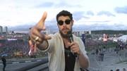 Confira os bastidores do 'Lollapalooza'