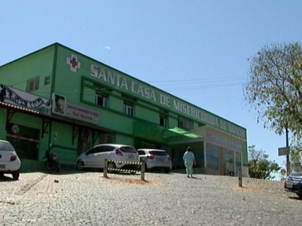 Santa Casa de Guaçuí abriu um processo interno para investigar o caso, no Espírito Santo (Foto: Reprodução/ TV Gazeta)