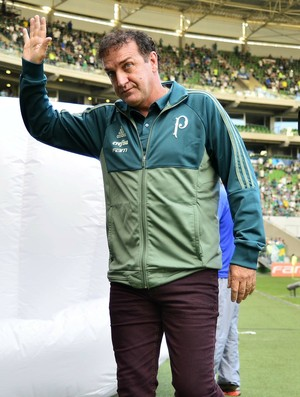 Cuca Palmeiras x Vasco (Foto: Marcos Ribolli)